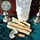 Thumbnail: 4 x Palo Santo Sticks plus Small Abalone Shell - Mis-shaped