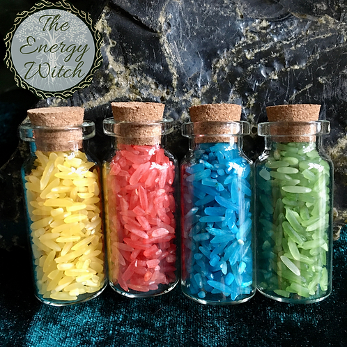 The 4 Elements - Small Bottles (4pk)