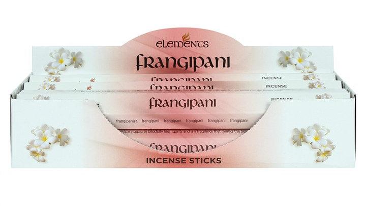 Frangipani Elements Incense Sticks