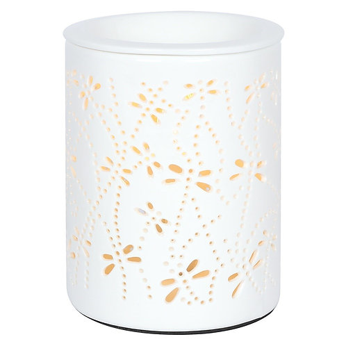 DRAGONFLY CUT OUT ELECTRIC OIL BURNER