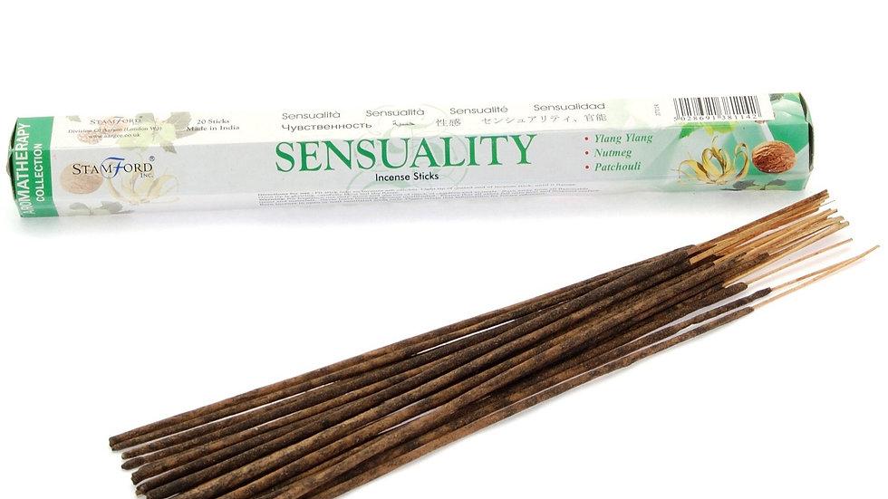 Sensuality Premium Incense