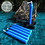 Thumbnail: Blue Spell Candles
