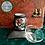 Thumbnail: Black - Pentagram Soapstone Oil Burner