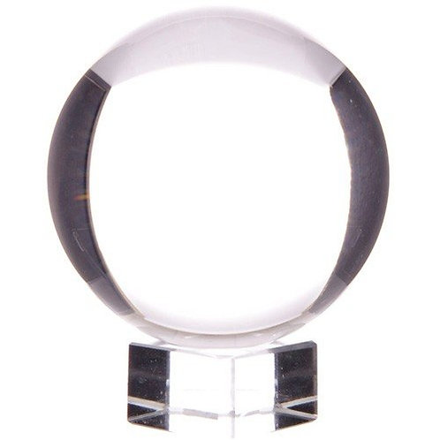 200mm - Crystal Ball on Stand