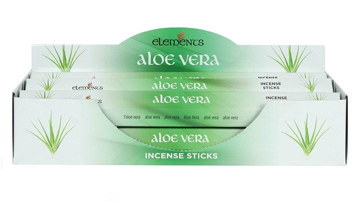 Aloe Elements Incense Sticks