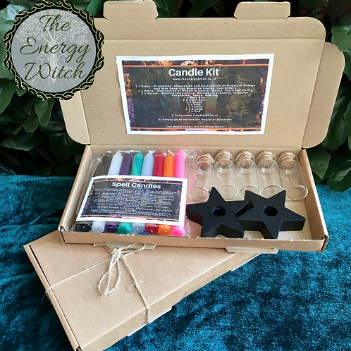 Spell Candle Kit