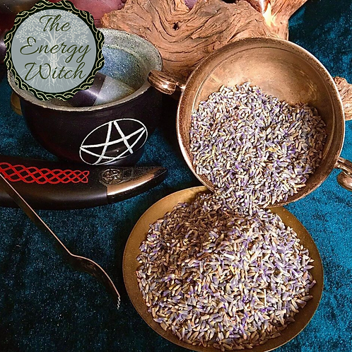 Lavender Flowers - sample pack