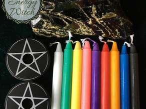 Candle Colours in Magick