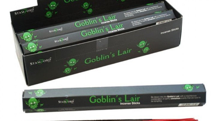 Goblin's Lair Incense Sticks