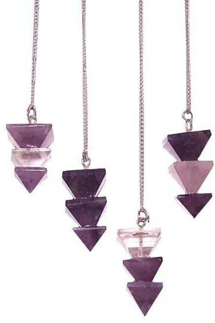 Pyramid Pendulum - (asst)