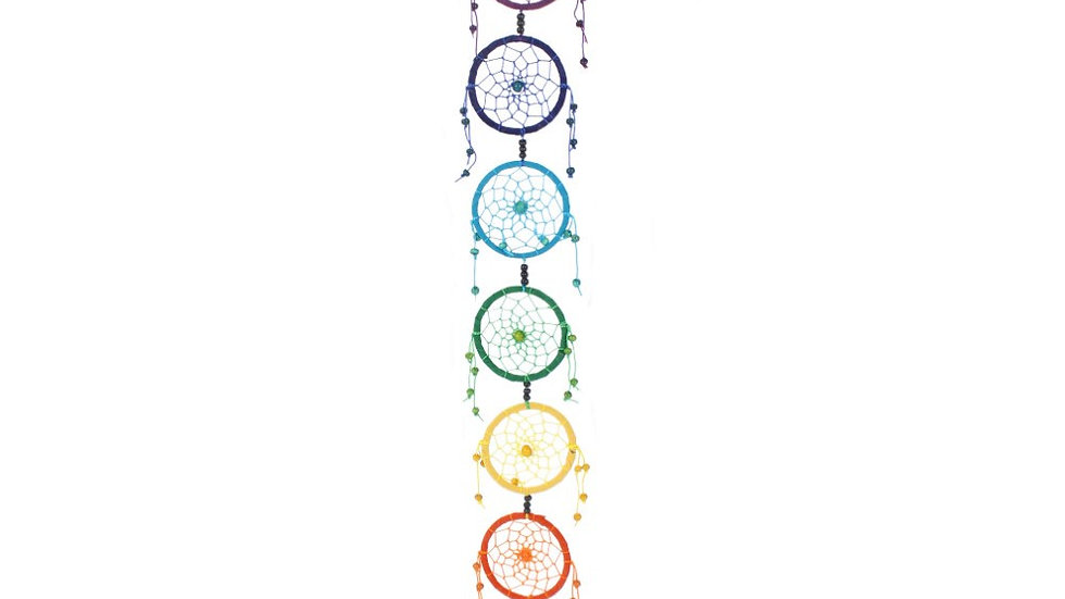 88cm Multicolour Dreamcatcher