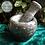 Thumbnail: Medium Black Marble Pestle & Mortar - 8x10cm