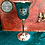 Thumbnail: Pentacle - Goblet Brass - Nickle Plated