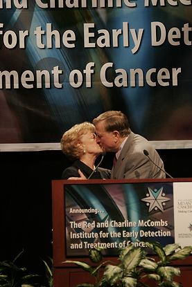 Red & Charline McCombs Institute for the Early Detection and Treatment of Cancer at MD Anderson in Houston, TX