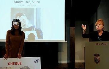 Sandra Thie PRIJSWINNAAR PORTRETPRIJS 2021