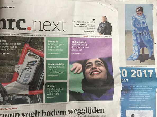 portret sandrathie.nl NRC-next