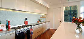 Kitchen design by Bates Joinery