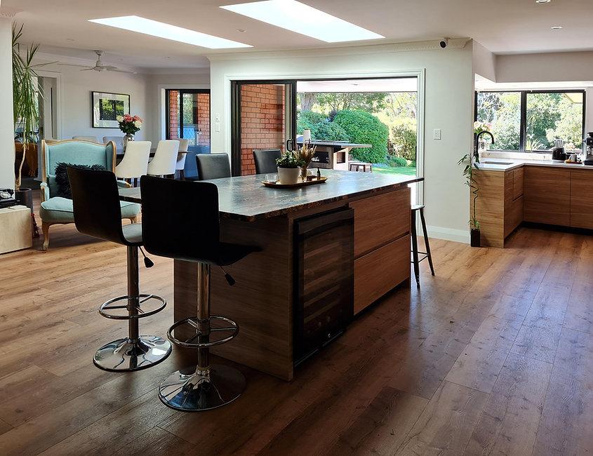 Emma Morris Design kitchen
