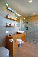 Bathroom design and vanity by Bates Joinery
