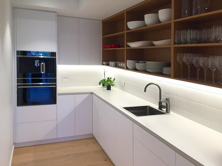 Designer Kitchen Scullery