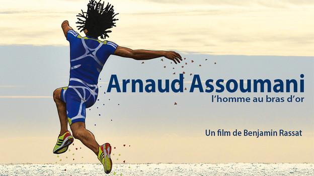 ARNAUD ASSOUMANI - L'HOMME AU BRAS D'OR