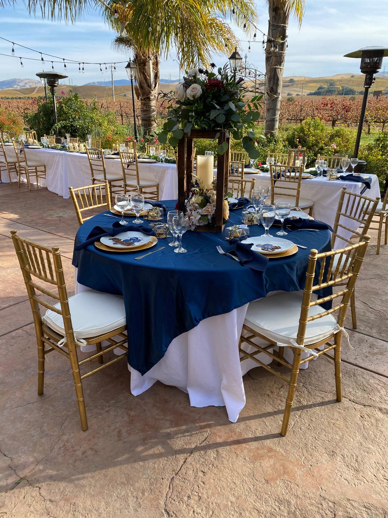 Livermore Backyard Wedding