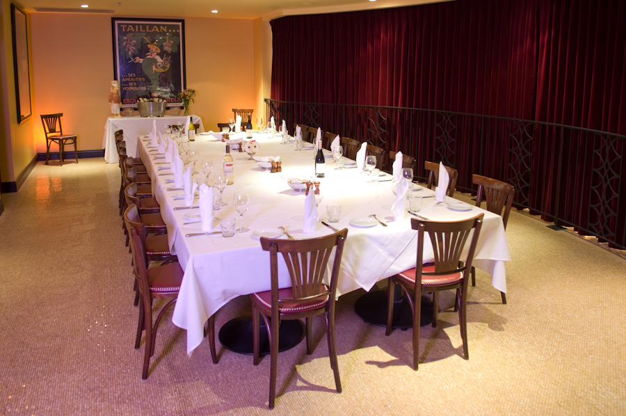Event Dining - Restaurant