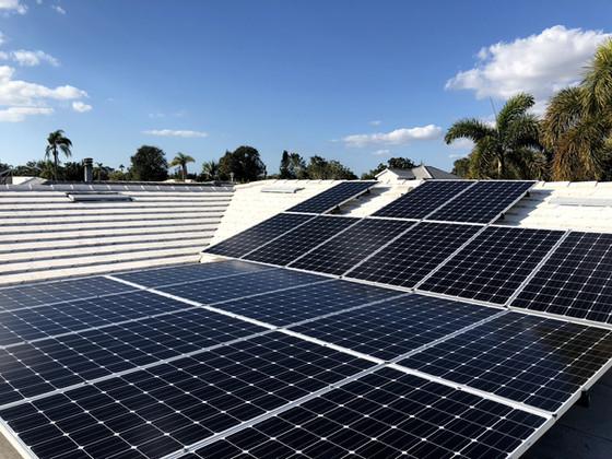 6.48 kW Solar Energy System