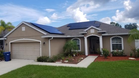 5.32 kW Solar Energy System