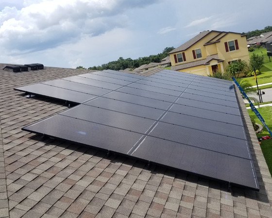 8.7 kW Solar Energy System