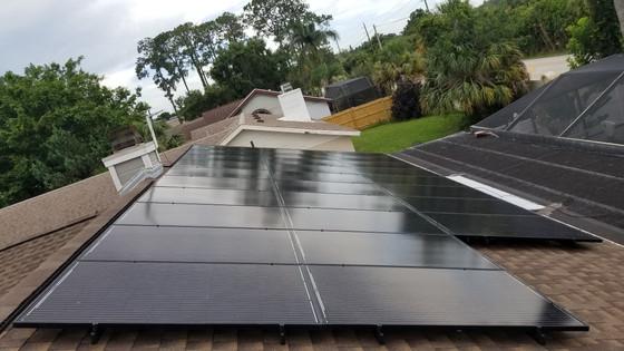 8.12 kW solar Energy System