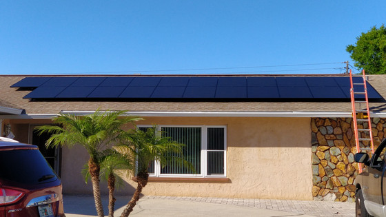 6.67 kW Solar Energy System