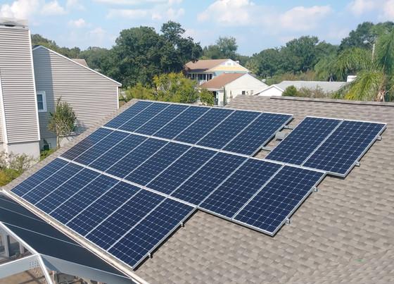 11.39 kW Solar Energy System