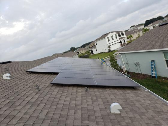 10.03 kW Solar Energy System