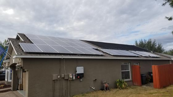 8.125 kW Solar Energy System