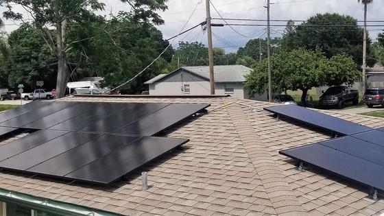 5.8 kW Solar Energy System