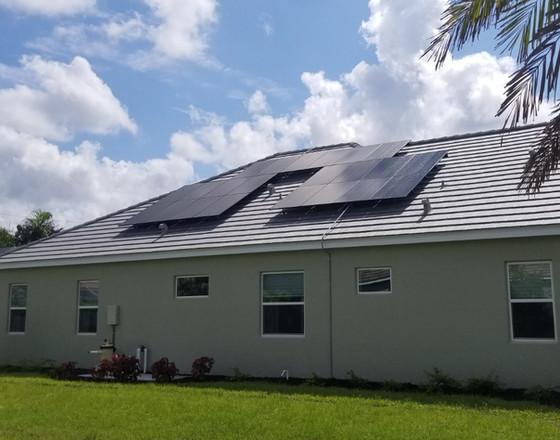 11.6 kW Solar Energy System