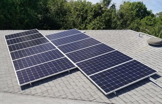 7.56 kW Solar Energy System
