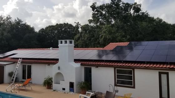 14.5 kW Solar Energy System