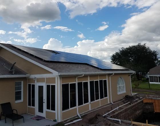 10.15 kW Solar Energy System