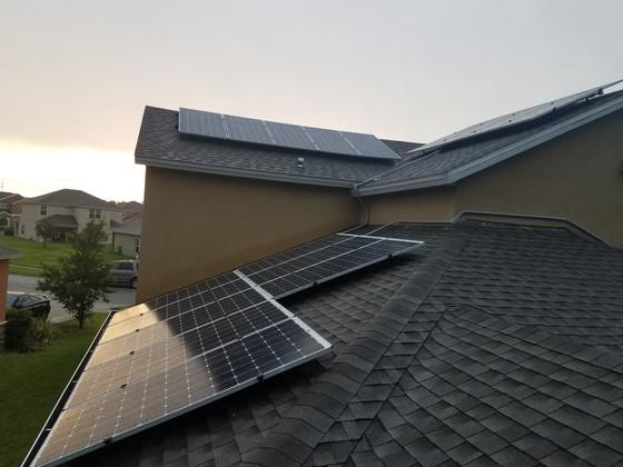 7.8 kW Solar Energy System