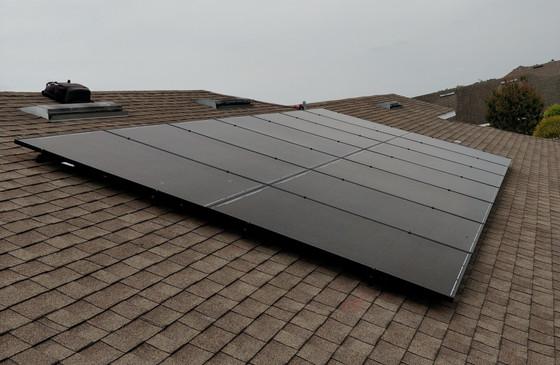 4.06 kW Solar Energy System