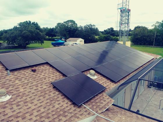 19.72 kW Solar Energy System
