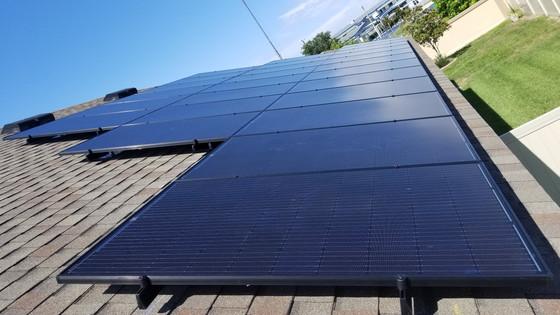 7.54 kW Solar Energy System