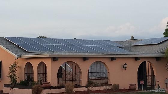 7.5 kW Solar Energy System
