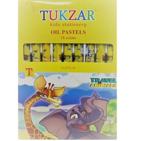 Пастель масляная TUKZAR