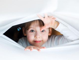 Детские страхи и как сними бороться?