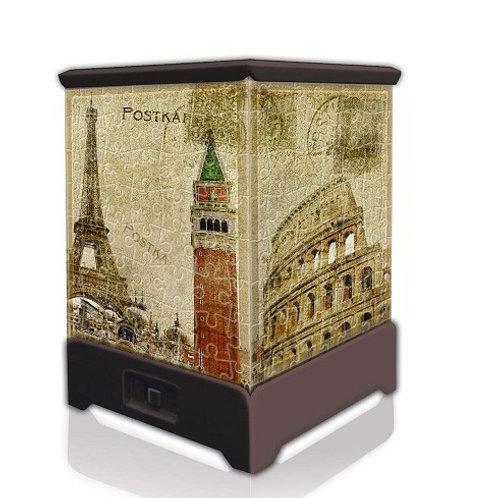 """3D пазл-ночник """"Пизанская башня"""""""