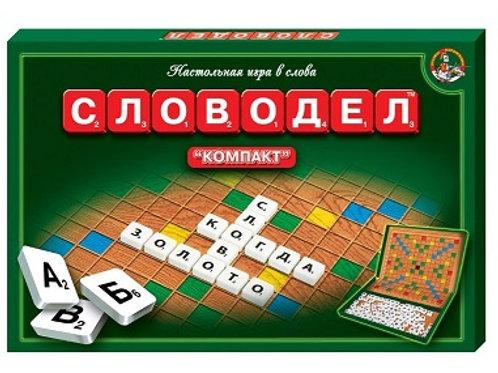 """Настольная игра """"Словодел"""""""
