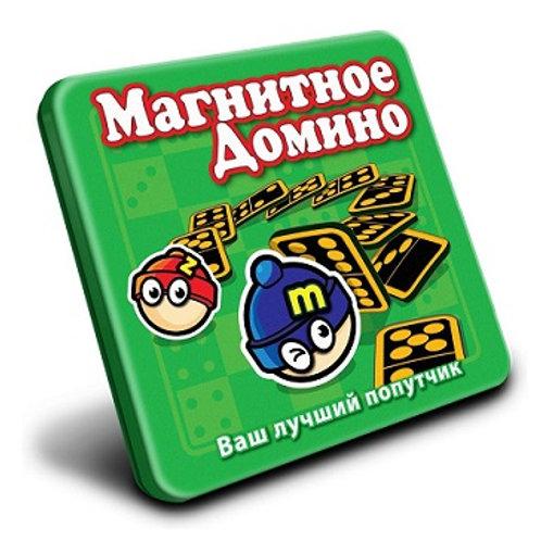 """Магнитная игра """"Домино"""""""